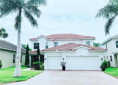 Estero Single Family Home For Sale: 9183 Estero River Cir