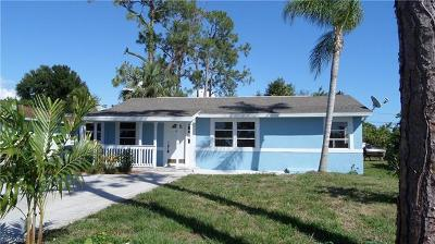 Naples Single Family Home For Sale: 5322 Broward St