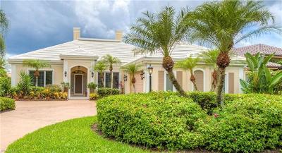 Naples Single Family Home For Sale: 15678 Whitney Ln