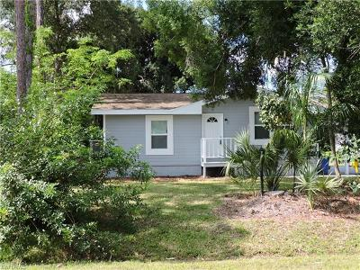 Bonita Springs Single Family Home For Sale: 10252 Carolina St