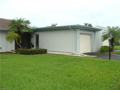 Naples Single Family Home For Sale: 3287 Boca Ciega Dr #D-20