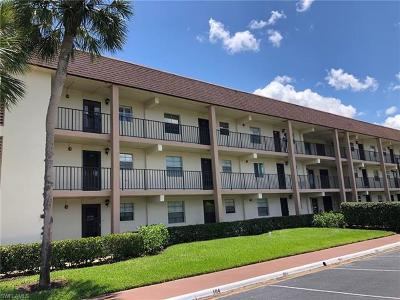 Naples Condo/Townhouse For Sale: 1000 Manatee Rd #A301