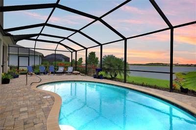 Bonita Springs Single Family Home For Sale: 16525 Bonita Landing Cir