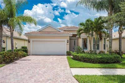 Naples Single Family Home For Sale: 8452 Benelli Ct