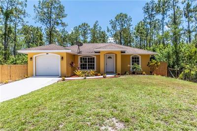 Naples Single Family Home For Sale: 4010 SE 6th Ave