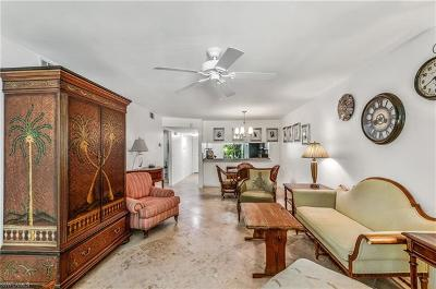 Naples Condo/Townhouse For Sale: 5650 Whitaker Rd #101