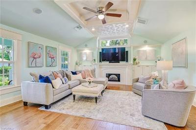Naples Single Family Home For Sale: 860 N 13th St