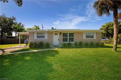 Naples Single Family Home For Sale: 2280 Estey Ave
