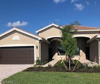 Fort Myers Single Family Home For Sale: 12039 Lakewood Preserve Pl