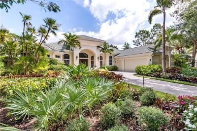 Naples FL Single Family Home For Sale: $1,395,000