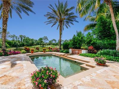 Naples Single Family Home For Sale: 10846 Est Cortile Ct