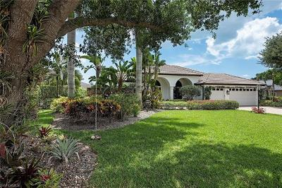Naples Single Family Home For Sale: 2129 Mission Dr