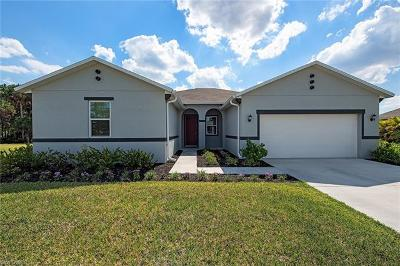 Fort Myers Single Family Home For Sale: 17348 Coastal Ridge Dr
