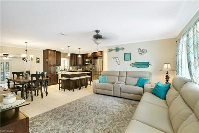 Naples Single Family Home For Sale: 2310 Poinciana Dr
