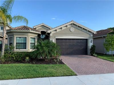 Naples Single Family Home For Sale: 13732 Luna Dr