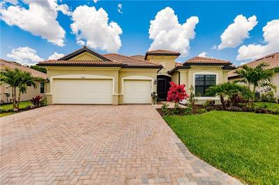 Fort Myers Single Family Home For Sale: 10932 Pistoia Dr