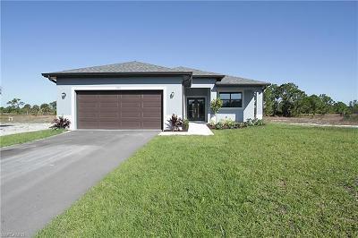 Naples Single Family Home For Sale: 2393 NE 56th Ave