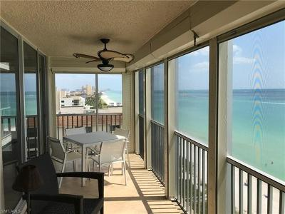 Condo/Townhouse For Sale: 10691 Gulf Shore Dr #1101st