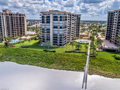 Marco Island Condo/Townhouse For Sale: 176 S Collier Blvd #PH-6