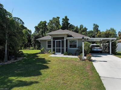 Bonita Springs Single Family Home For Sale: 10170 Carolina St