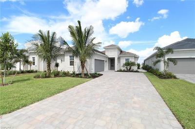 Fort Myers Single Family Home For Sale: 15278 Blue Bay Cir