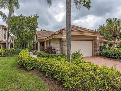 Naples Single Family Home For Sale: 6626 Trident Way #G-6