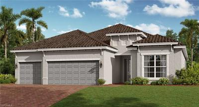 Fort Myers Single Family Home For Sale: 15302 Blue Bay Cir