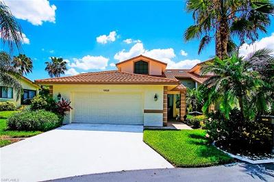 Fort Myers Condo/Townhouse For Sale: 16526 Heron Coach Way