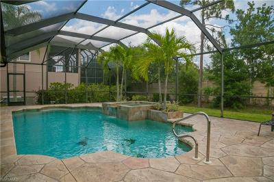 Naples Single Family Home For Sale: 2847 Coach House Way