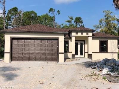 Naples Single Family Home For Sale: 143 SE 18th St