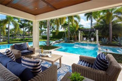 Naples FL Single Family Home For Sale: $11,995,000