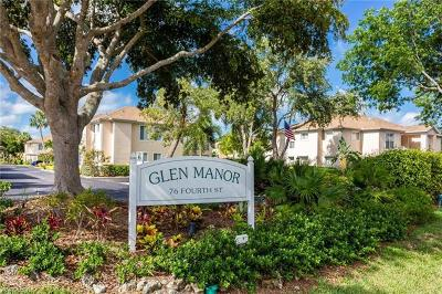 Bonita Springs Condo/Townhouse For Sale: 76 4th St #4-102