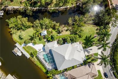 Naples Single Family Home For Sale: 1999 Gordon River Ln