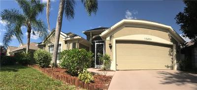 Fort Myers Single Family Home For Sale: 13298 Highland Chase Pl
