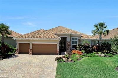 Naples Single Family Home For Sale: 9294 Quarry Dr