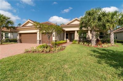 Estero Single Family Home For Sale: 21100 Torre Del Lago St