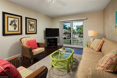 Fort Myers Beach Condo/Townhouse For Sale: 1511 Estero Blvd #204