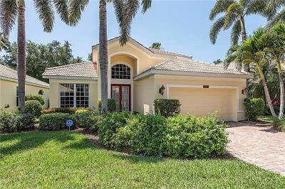 Naples Single Family Home For Sale: 1924 Timarron Way