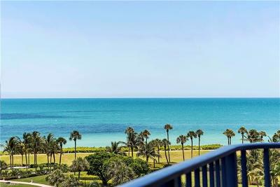 Condo/Townhouse For Sale: 4451 N Gulf Shore Blvd #803