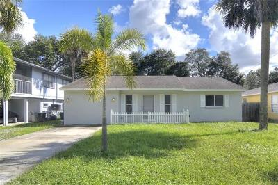 Bonita Springs Single Family Home For Sale: 27921 Quinn St