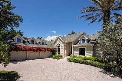Marco Island, Naples Single Family Home For Sale: 3475 Gin Ln