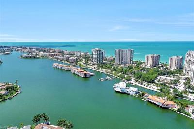 Condo/Townhouse For Sale: 4031 N Gulf Shore Blvd #3E