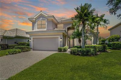 Naples Single Family Home For Sale: 11821 Bramble Ct
