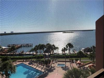 Marco Island Condo/Townhouse For Sale: 1085 Bald Eagle Dr #E610