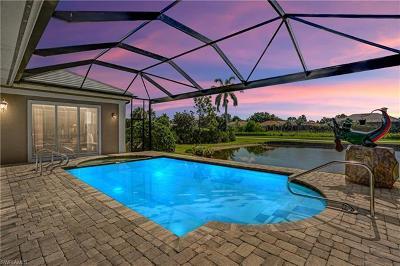 Naples Single Family Home For Sale: 15638 Whitney Ln