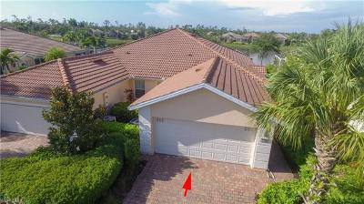 Single Family Home For Sale: 8638 Erice Ct