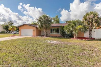 Cape Coral Single Family Home For Sale: 1816 Savona Pky