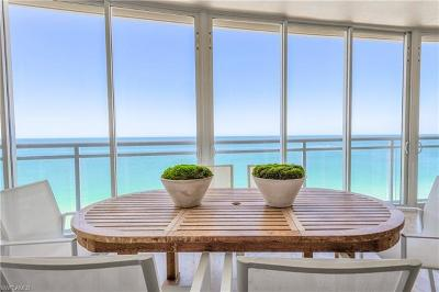 Collier County Condo/Townhouse For Sale: 11125 Gulf Shore Dr #PH-4