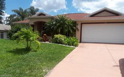Cape Coral Single Family Home For Sale: 320 NW 13th St