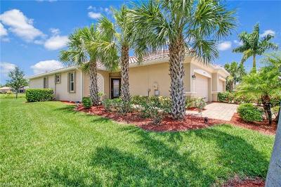 Naples Single Family Home For Sale: 14548 Grapevine Dr